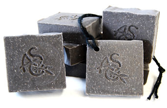 dead sea spa and hamam soaps made with olive oil and black mud