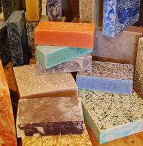 wholesale natural soap