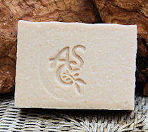damask rose castile soap made with rose absolute oil